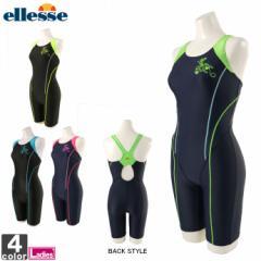 エレッセ【ellesse】レディース トレーニング水着 シレーナHL オールインワン ES45201 1901 練習水着