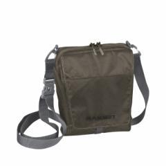 ショルダーバッグ MAMMUT (マムート) メンズ レディース Tasch Pouch 1L 2520-00131 1601 アウトドア バッグ