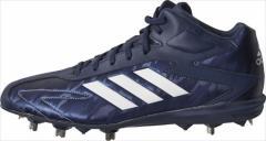 adidas (アディダス) 野球・ソフトボール用スパイク アディゼロ T3 MID CQ1260 1808