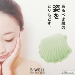 《送料無料》ビーウェル【B-WELL】スキンケア ソープ KQ00100 1505 【メンズ】【レディース】