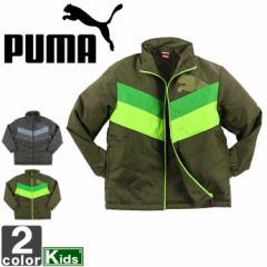 プーマ【PUMA】キッズ 中綿ジャケット 827284 1711 ジュニア 子供 子ども