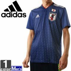 アディダス【adidas】 メンズ JFA 半袖 ホーム レプリカ ユニフォーム DRN93 1801 紳士 男性
