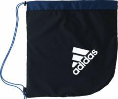 adidas (アディダス) ボールバッグ1個入れ 黒×紺 AKM18BKNV 1606