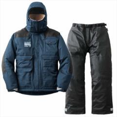 LOGOS(ロゴス) タフ防水防寒スーツ フォルテ ネイビー L 30369282 1609 メンズ 紳士 送料無