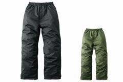 LOGOS(ロゴス) 防水防寒パンツ 3Dジョーイ ブラック L 30885712 1609 メンズ 紳士