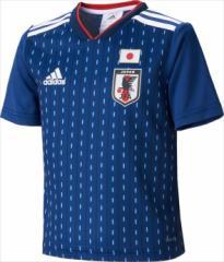 adidas (アディダス) Kidsサッカー日本代表 ホームミニキット BR3631 DTQ69 1805 ジュニア キッズ 子供 子ども