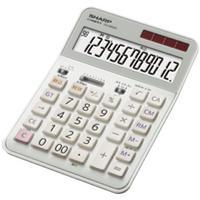 【シャープ】実務電卓 大型タイプ(セミデスクトップタイプ)/CS-S952C-X
