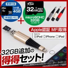 iPhone バックアップ USBメモリ microSD 32GB 容量不足 写真 連絡先 動画 データ コピー 保存 カードリーダー microSDカードリーダー iPa