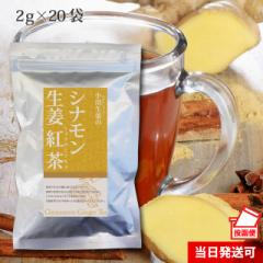 小川生薬 シナモン生姜紅茶 2g×20袋