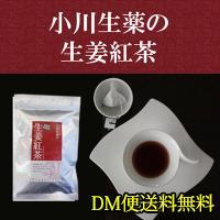 【ポスト投函便送料無料】小川生薬 生姜紅茶 1.5g×30袋