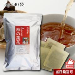 国産(徳島産) 柿の葉茶 3g×40袋