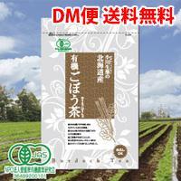 小川生薬 北海道産 有機ごぼう茶 1.5g×30袋 DM便