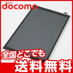 docomo d-01G dtab Silver 白ロム  【中古】 【送料無料】【保証あり】  1128