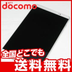 docomo d-02H dtab Compact Silver 白ロム  【中古】 【送料無料】【保証あり】  1219