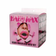 BABY WAX HARD BURAZILIAN WAX KIT