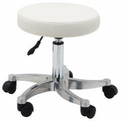 スツール FV-318 キャスター付き 丸椅子 キャスター付き 椅子 エステスツール キャスター スツール 診察椅子 回転椅子
