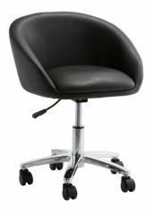 ビジターチェア FV-528  キャスター付き 丸椅子 キャスター付き 椅子 エステスツール キャスター スツール 診察椅子