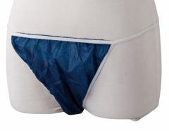 まとめ買い ペーパーショーツ ハイレグ (紺) 1000枚 使い捨てパンツ 使い捨てショーツ 紙パンツ 紙ショーツ  使い捨て