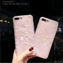 888eb2f2ba 2018新作 iPhoneX iPhone8 iPhone7Plus iPhone6ケース 全機種対応スマホケース可愛い貝殻iPhone ケースMO15877