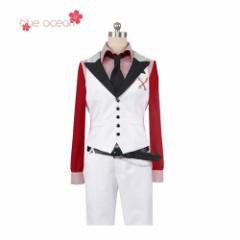 IDOLiSH7 RESTART POiNTER アイドリッシュセブン 七瀬陸 ななせりく 風 コスプレ衣装  cosplay ハロウィン  仮装