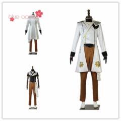 ミュージカル 刀剣乱舞 とうらぶ 刀ミュ 髭切 ひげきり つはものどもがゆめのあと 風 コスプレ衣装  cosplay ハロウィン