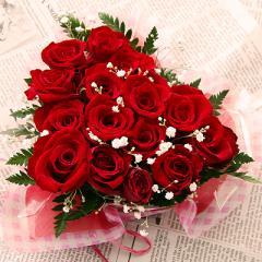フラワーアレンジメント レッドハート(ハート型バラアレンジメント)誕生日プレゼント 女性 フラワーアレンジメント 誕生日