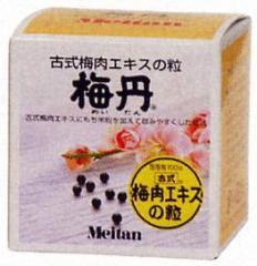 梅丹  古式梅肉エキス粒  90g