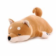 プレミアムねむねむ抱き枕 抱き枕 ぬいぐるみ テディベア アニマルズ 抱きまくら 柴犬ぬいぐるみ ねむねむ抱き枕 コタロウ 70CM