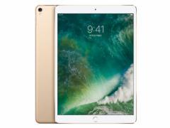 [新品] タブレット Apple iPad Pro 10.5 MQDX2J/A Wifi 2017モデル [Apple A10X/64GB/Wifi/ゴールド]