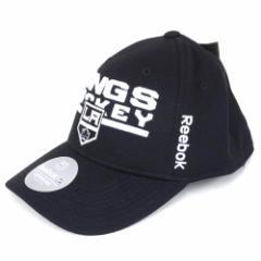 NHL キングス ロッカールーム フレックス キャップ/帽子 リーボック/Reebok