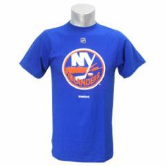 NHL アイランダース Tシャツ ブルー リーボック Primary Logo S/S Tシャツ