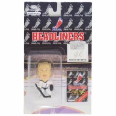 NHL マーティン・ブロジャー ヘッドライナーズ 1996 エディション NIB フィギュア コリンシアン/Co