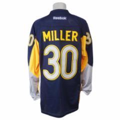 NHL セイバーズ ライアン・ミラー プレミア プレーヤー ユニフォーム リーボック/Reebok オルタネート