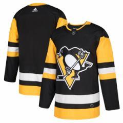 お取り寄せ NHL ペンギンズ オーセンティック ブランク ユニフォーム アディダス/Adidas ブラック