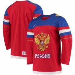 お取り寄せ アイスホッケー ロシア代表 2018 冬季オリンピック IIHF レプリカ ユニフォーム/ユニ