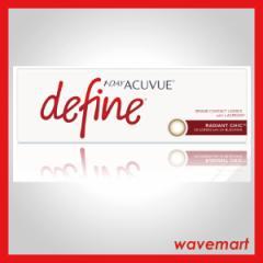 [ワンデーアキュビューディファイン モイスト] (送料\432〜/処方箋不要) 1day acuvue define moist ワンデーアキュビューモイスト コンタ