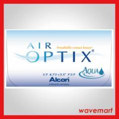 [エアオプティクス アクア] (メール便/送料\165/1箱/処方箋不要) Alcon AIR OPTIX AQUA エアーオプティクス コンタクトレンズ 2week Air