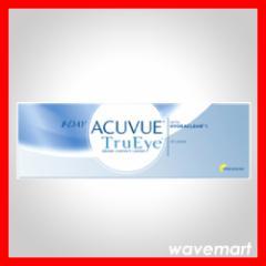 [ワンデーアキュビュートゥルーアイ] (送料\432〜/処方箋不要) コンタクトレンズ 1日使い捨て  1day acuvue trueye ワンデーアキュビュー