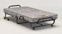 フランスベッド 折りたたみベッド パンテオンN-71A キャスター付|折りたたみベッド 折り畳みベッド シングル 簡易ベッド 送料無料