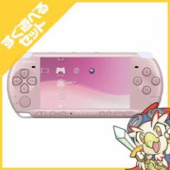 PSP 3000 ブロッサム・ピンク (PSP-3000ZP) 本体 すぐ遊べるセット PlayStationPortable SONY ソニー 中古 送料無料