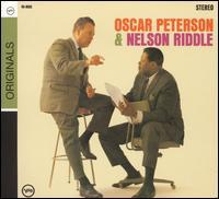 Oscar Peterson & Nelson Riddle / Oscar Peterson & Nelson Riddle (輸入盤CD)(オスカー・ピーターソン)
