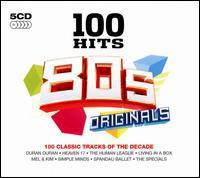 VA / 100 Hits 80s Originals (輸入盤CD)