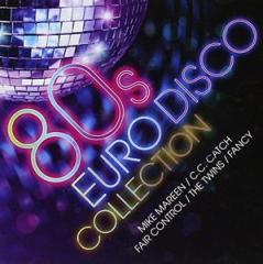 VA / 80S Euro Disco Collection (輸入盤CD)