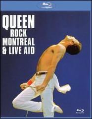 Queen / Queen Rock Montreal and Live Aid【2007/12/4】(輸入盤ブルーレイ) (クイーン)