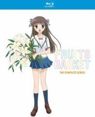 FRUITS BASKET: COMPLETE SERIES (4PC) (アニメ輸入盤ブルーレイ)(2017/8/1発売)