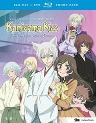 KAMISAMA KISS - SEASON TWO (4枚組) (W/DVD)(2016/4/26】(アニメ輸入盤ブルーレイ)