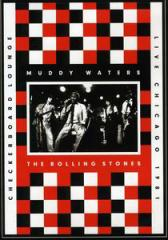 【1】MUDDY WATERS & THE ROLLING STONES / LIVE AT CHECKERBOARD LOUNGE (輸入盤DVD) (マディ・ウォーターズ)