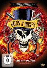GUNS N ROSES / ONE IN A MILLION (輸入盤DVD) (2016/7/8) (ガンズ・アンド・ローゼズ)