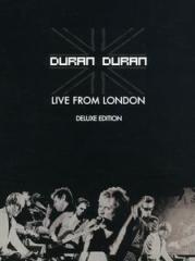 DURAN DURAN / LIVE FROM LONDON (W/CD) (輸入盤DVD) (デュラン・デュラン)