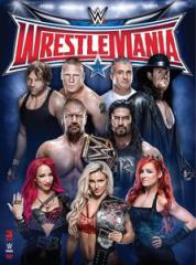 【1】WWE WRESTLEMANIA 32 (3PC) (輸入盤DVD) (2016/5/10)